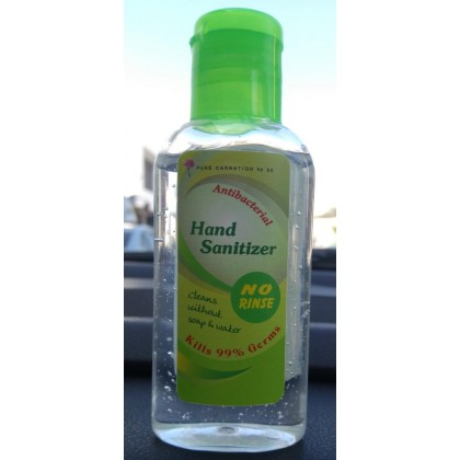 ANTIBACTERIAL HAND SANITIZER (PURE CARNATION BY EK)