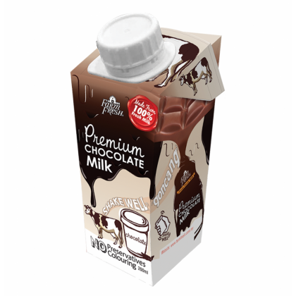 SUSU SEGAR FARM FRESH UHT MILK 200MLx24PCS