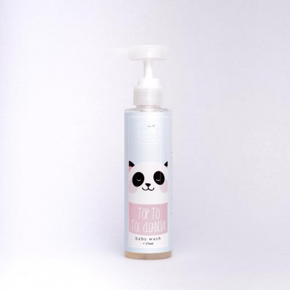 AUDELIA NATURALS TOP TO TOE CLEANSER 176ML