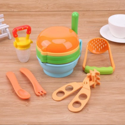 Baby Food Making Set 12 in 1