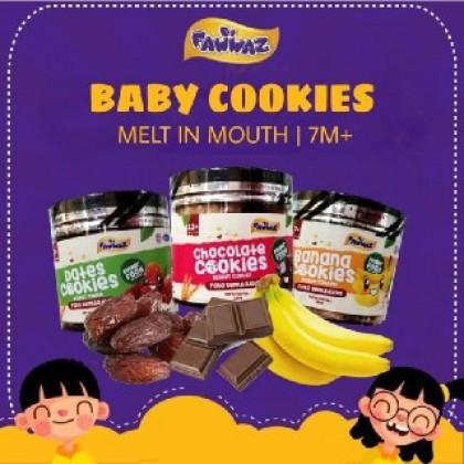 FAWWAZ BABY FOOD - Biskut Bayi