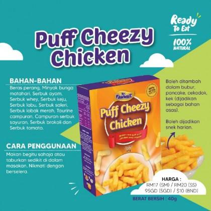FAWWAZ - Puff Cheezy Chicken
