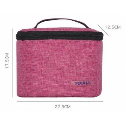 YOUHA SINGLE COOLER BAG WITH FREE ICE BRICK