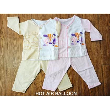 NEWBORN CLOTHING NIGHT SET 2 - LITTLE BABY