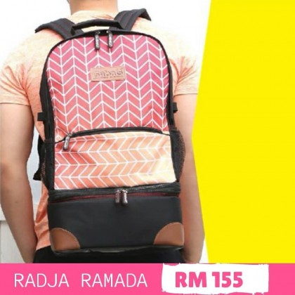 GABAG RAMADA BACKPACK SERIES