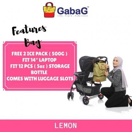 GABAG LEMON BACKPACK SERIES