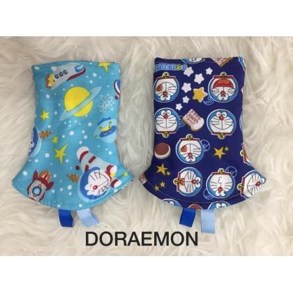 Printed teething Pad - Doraemon