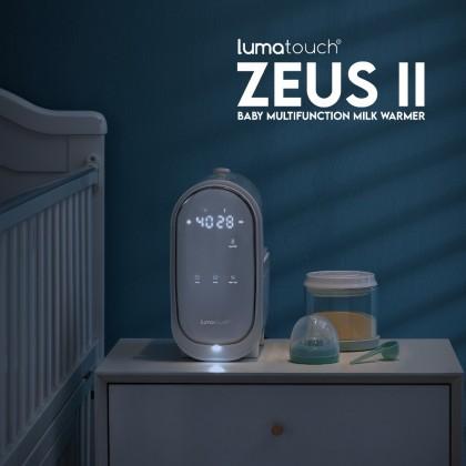LUMATOUCH ZEUS I II MINI MULTI-FUNCTION BABY MILK WARMER (1 YEAR WARRANTY) - WARMER/STERILISE